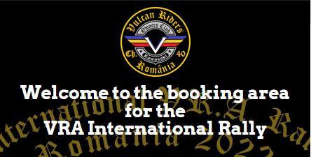 Kansainvälisen VRA Rallin 2022 rekisteröityminen avattu 1.9.2021